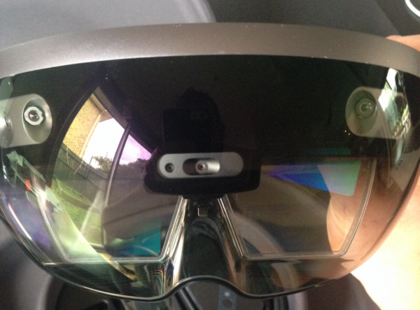 HoloLens Sensors